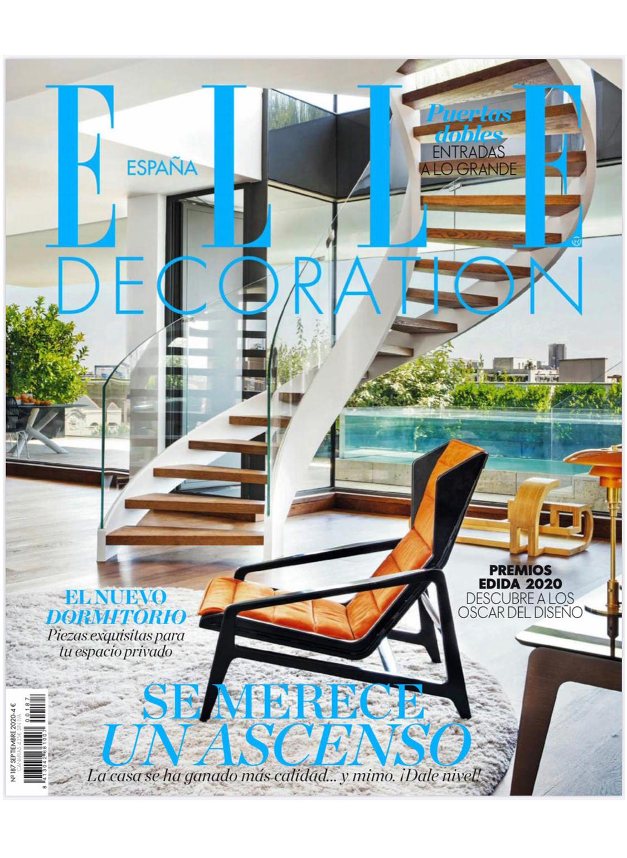 Elle Deco Upgrade – portada ENG