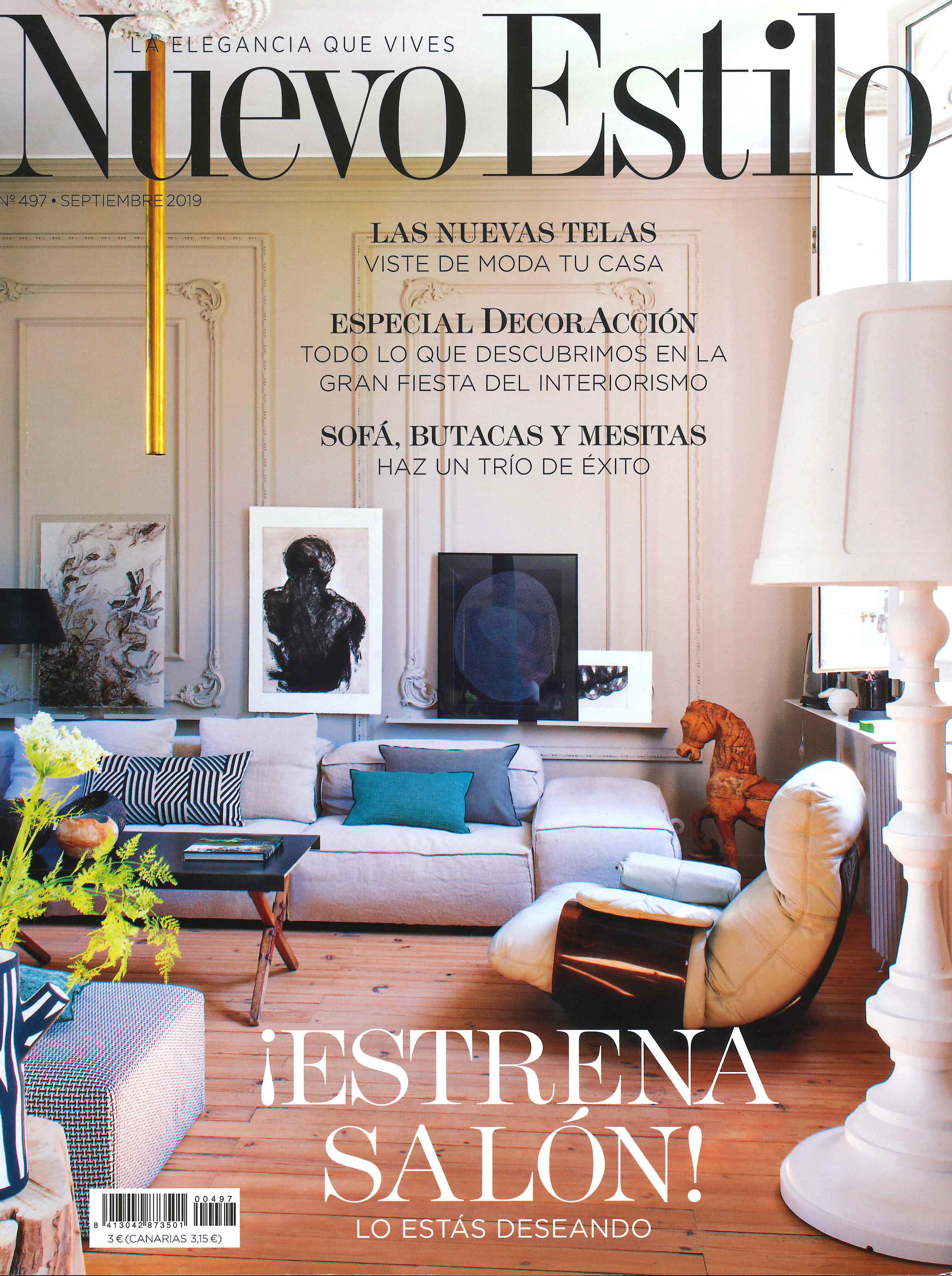 Nuevo Estilo Ikea – portada ENG
