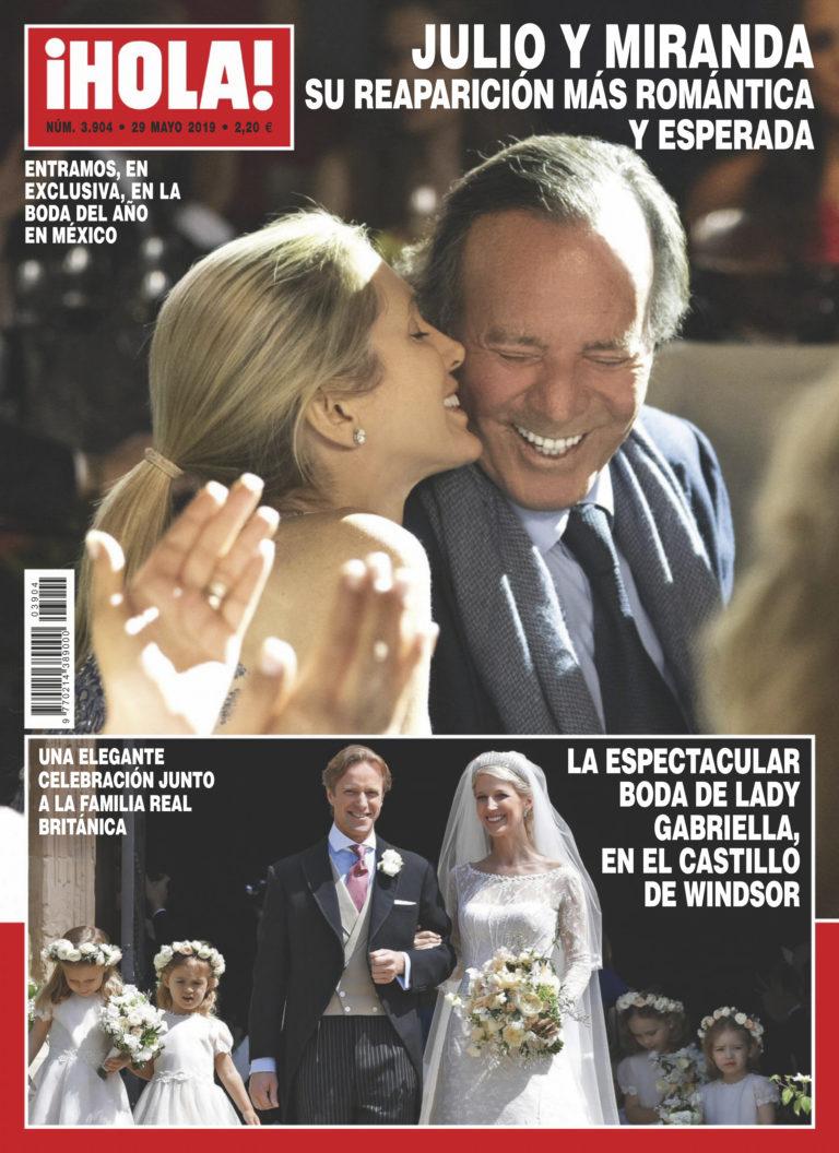 Hola El Rincon – portada ENG